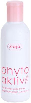 Ziaja Phyto Aktiv tonik do skóry wrażliwej ze skłonnością do przebarwień