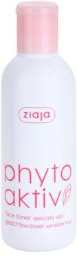 Ziaja Phyto Aktiv Tonikum für empfindliche Haut mit der Neigung zum Erröten
