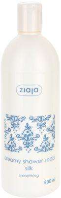 Ziaja Silk cremige Duschseife