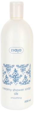 Ziaja Silk krémes tusoló szappan
