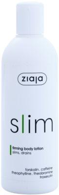 Ziaja Slim karcsúsító testápoló tej