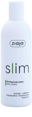 Ziaja Slim zeštíhlující tělové mléko