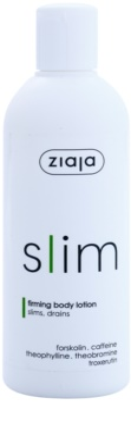 Ziaja Slim zoštíhľujúce telové mlieko