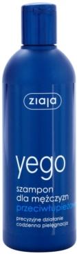 Ziaja Yego champô anticaspa para homens
