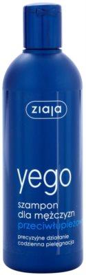 Ziaja Yego szampon przeciwłupieżowy dla mężczyzn