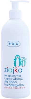 Ziaja Ziajka Duschgel für Haare und Körper 2in1