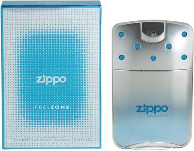 Zippo Fragrances Feelzone for Him туалетна вода для чоловіків