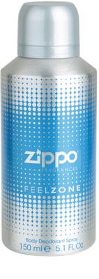 Zippo Fragrances Feelzone for Him Deo Spray for Men