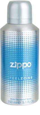 Zippo Fragrances Feelzone for Him deodorant Spray para homens