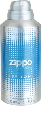 Zippo Fragrances Feelzone for Him Deo Spray for Men 1