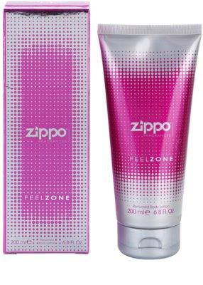 Zippo Fragrances Feelzone for Her testápoló tej nőknek