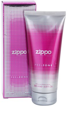 Zippo Fragrances Feelzone for Her leche corporal para mujer 1