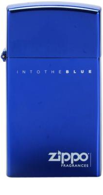 Zippo Fragrances Into The Blue Eau de Toilette für Herren  Nachfüllbar 3