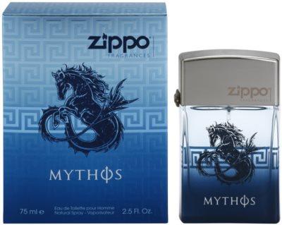 Zippo Fragrances Mythos Eau de Toilette for Men