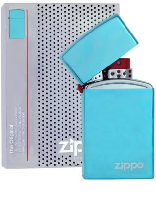 Zippo Fragrances The Original Blue Eau de Toilette für Herren