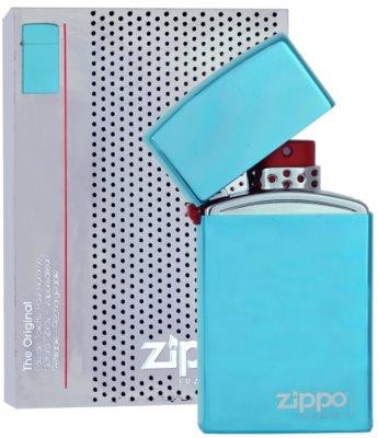 Zippo Fragrances The Original Blue eau de toilette para hombre