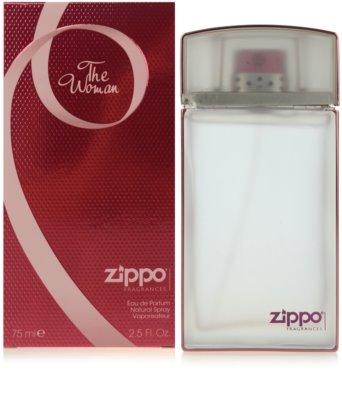 Zippo Fragrances The Woman Eau de Parfum para mulheres