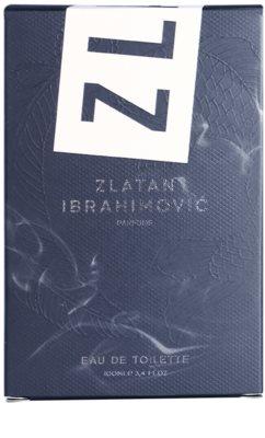 Zlatan Ibrahimovic Zlatan Pour Homme Eau de Toilette for Men 1