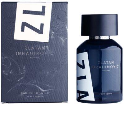 Zlatan Ibrahimovic Zlatan Pour Homme eau de toilette férfiaknak