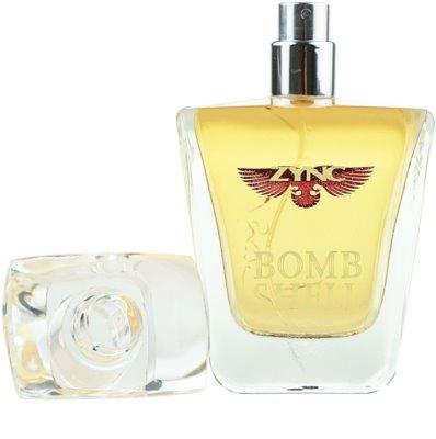 Zync Bombshell eau de parfum para mujer 3