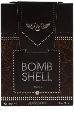 Zync Bombshell eau de parfum para mujer 4