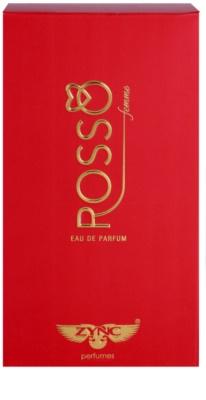 Zync Rosso eau de parfum nőknek 4