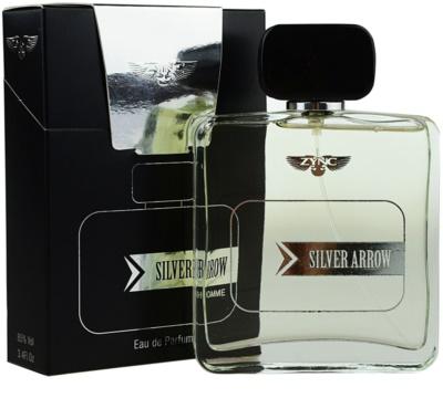 Zync Silver Arrow parfumska voda za moške