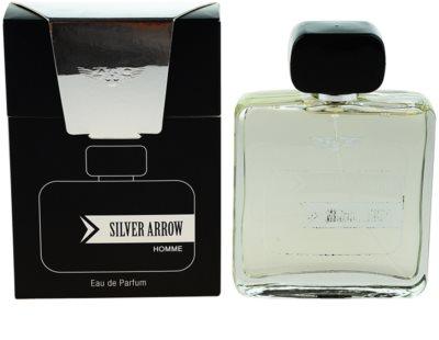 Zync Silver Arrow Eau De Parfum pentru barbati 1