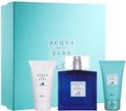 Acqua dell' Elba Blu Men σετ δώρου IV.