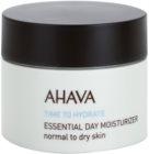 Ahava Time To Hydrate Feuchtigkeitsspendende Tagescreme für normale und trockene Haut