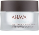 Ahava Time To Smooth hydratačný očný krém s vyhladzujúcim efektom