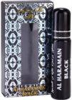 Al Haramain Black parfémovaný olej unisex 10 ml  (roll on)
