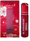 Al Haramain Husna parfémovaný olej pre ženy