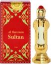 Al Haramain Sultan parfémovaný olej unisex 12 ml