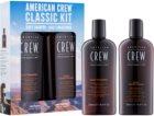 American Crew Classic zestaw kosmetyków VI.