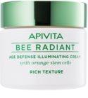 Apivita Bee Radiant роз'яснюючий крем проти ознак старіння