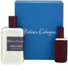 Atelier Cologne Gold Leather подаръчен комплект I.