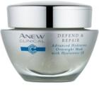Avon Anew Clinical noční hydratační maska s regeneračním účinkem