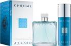 Azzaro Chrome coffret IX.