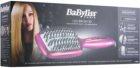 BaByliss Liss Brush 3D HSB100E žehliaca kefa na vlasy