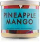 Bath & Body Works Pineapple Mango candela profumata 411 g