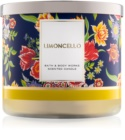 Bath & Body Works Limoncello vonná sviečka 411 g  I.