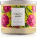 Bath & Body Works Pineapple Mango vela perfumada  411 g