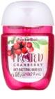 Bath & Body Works PocketBac Frosted  Cranberry antibakteriálny gél na ruky