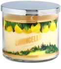 Bath & Body Works Limoncello vonná sviečka 411 g