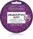 Bielenda Holographic Mask maschera idratante con acido ialuronico