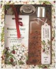 Bohemia Gifts & Cosmetics Magnesium Salt Cranberries & White Tea kosmetická sada I.