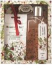 Bohemia Gifts & Cosmetics Magnesium Salt Cranberries & White Tea zestaw kosmetyków I.