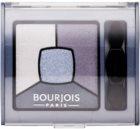 Bourjois Smoky Stories paleta kouřových očních stínů