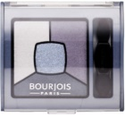 Bourjois Smoky Stories палітра тіней для smoky-eyes